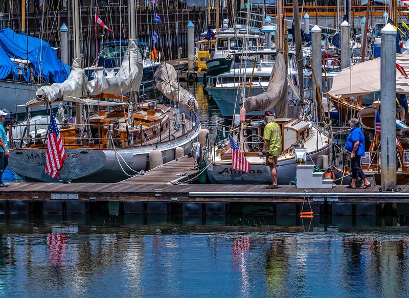 2019 Sn Diego Wooden Boat Festival