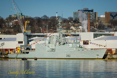 ATHABASKAN dressed overall.