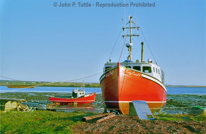 Nova Scotia Fishing Boat 2