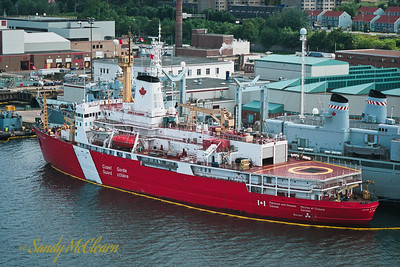 CCGS Louis S. St. Laurent
