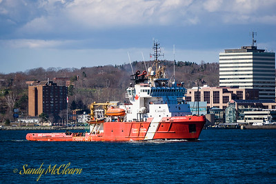 CCGS Sir Wilfred  Grenfell.