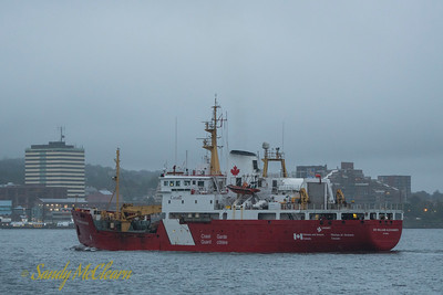 CCGS Sir William Alexander.