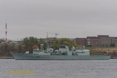 HMCS FREDERICTON (FFH 337)