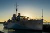 HMCS SACKVILLE (K181).