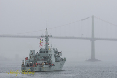 HMCS GOOSE BAY.