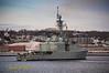 HMCS ATHABASKAN (DDH 282).