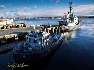 CFA Vessels MERRICKVILLE and GLENBROOK .