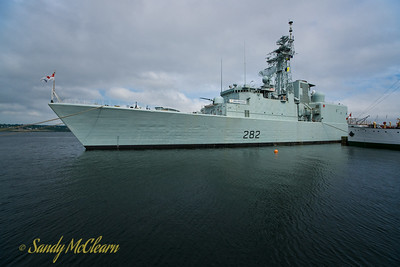 HMCS ATHABASKAN (DDH 282) is an IROQUOIS class air-defence destroyer based in Halifax, NS.