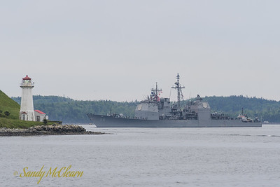 USS SAN JACINTO (CG 56).