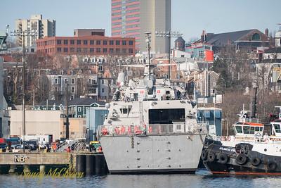 USS LITTLE ROCK.
