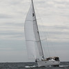 Sandusky Sailnig Club was in Vermilion for the weekend, some 30 boats, now headed home.
