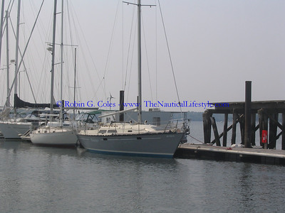 Hawthorne Cove Marina, Salem MA