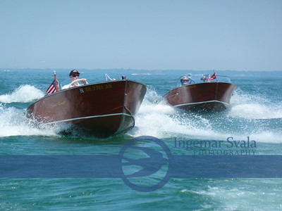 Moes Marine Service and City of Vermilion holds its Second Antique Boat Rendezvous June 2012