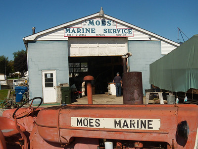 BEST PHOTOS--Moes Marine Service has a Great Party and Launch, October 8, 2011