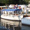 1 of the 3 Electric driven boats they now use for Rental or captain hosted.