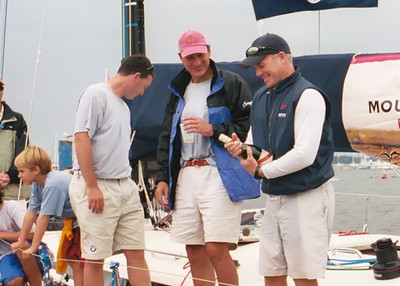 September 2006, Annapolis, MD. The Volvo Senator's Cup .