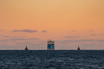 Vuoksi Maersk.