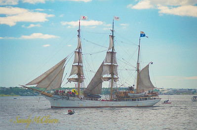 Tall Ships 2000 in Halifax, Nova Scotia