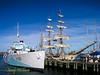 HMCS SACKVILLE and Europa
