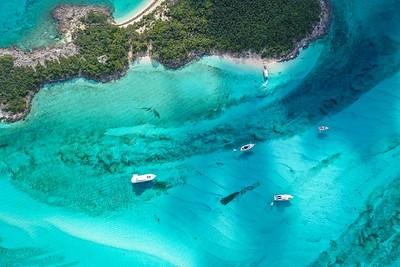 Allens & Leaf Cays, Exuma, Bahamas