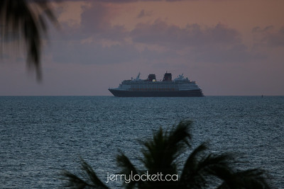 Cruise Ship, Key West