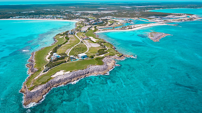 Emerald Bay, Great Exuma, Bahamas
