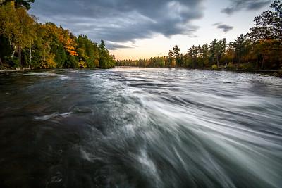 Davis Lock Dam