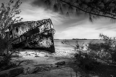 Bahamas Shipwreck