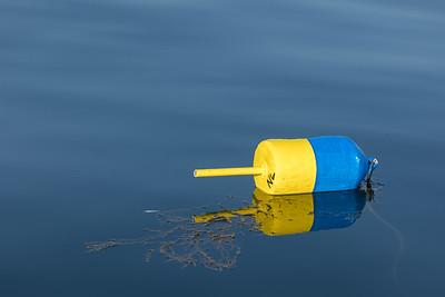 Crab pot buoy
