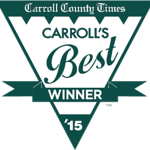 carroll best winner green