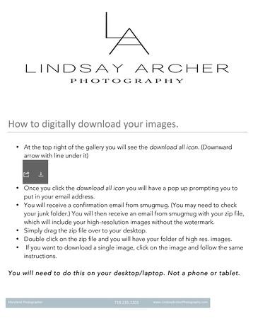 Digital Download Instructions
