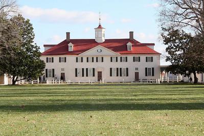 Alexandria,VA & Mount Vernon   Dec 7, 2010