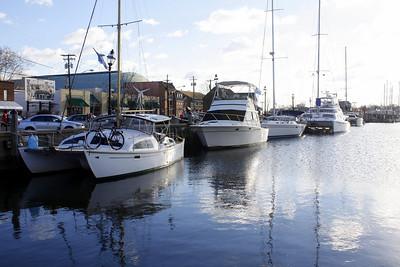 Harbor in Annapolis