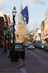 Main St - Historic District - Annapolis