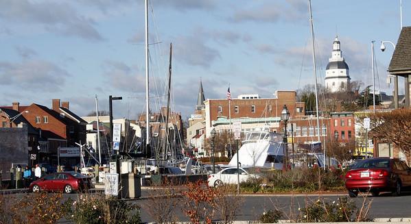 Harbor - Looking at Main Street