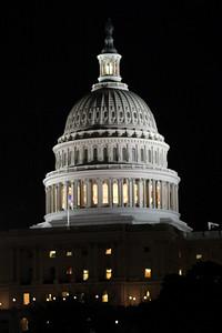 Washington DC = Tuesday night   Dec 7 , 2010
