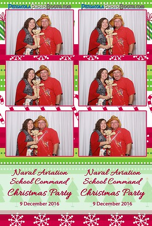 Naval Aviation School Command Staff Christmas Party 12-09-2016