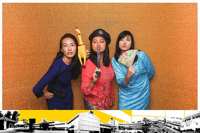 Naval Base Secondary School 60th Homecoming Dinner| © www.SRSLYPhotobooth.sg