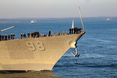 USS Forrest Sherman (DDG98)