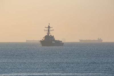 USS Forrest Sherman