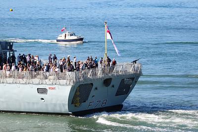 HMS Kent (F78)