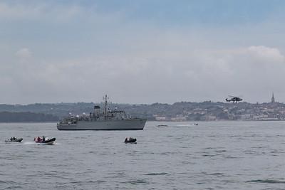 HMS Hurworth (M39)