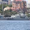 HMAS 155 Anzac class frigate Ballarat