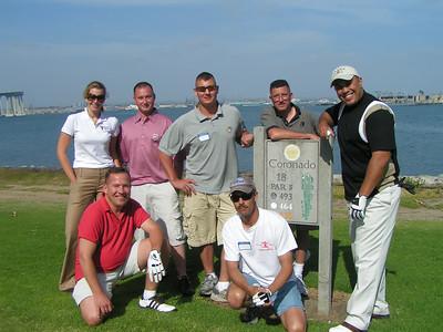 2007 Medical Hold Coronado Golf Course Outing
