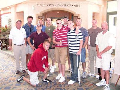 OIF Coronado Golf Outing 2006