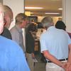 NIce Guys touring the ASYMCA ward entertainment facility.