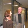 Nice Guy Lynn Cihak and ASYMCA Director Paul Steffens.