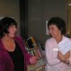 Nice Guy Susan Cunningham and ASYMCA Hospital Director Cherri Barnswell