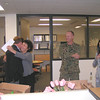 The Nice Guys of San Diego return to the C-5 Center at Balboa Naval Medical Center to give the San Diego Armed Services YMCA an additional $15,000. Thank you Nice Guys! 1.17.06
