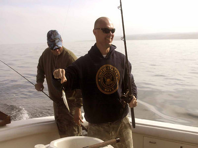 Vets Go Fishing : June 16, 2007